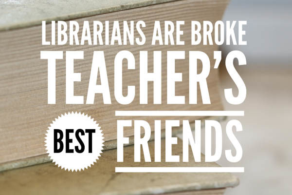 librarian friends