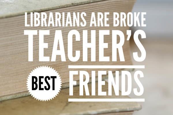 librarian friends